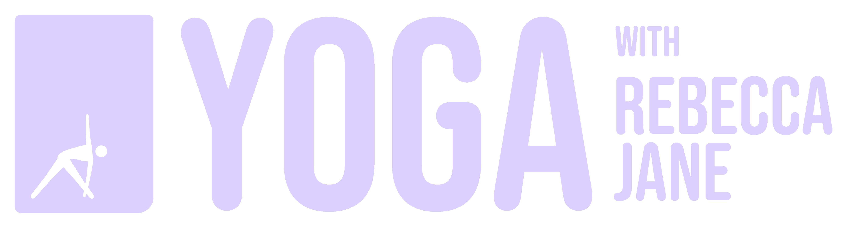 Yoga with Rebecca Jane Logo